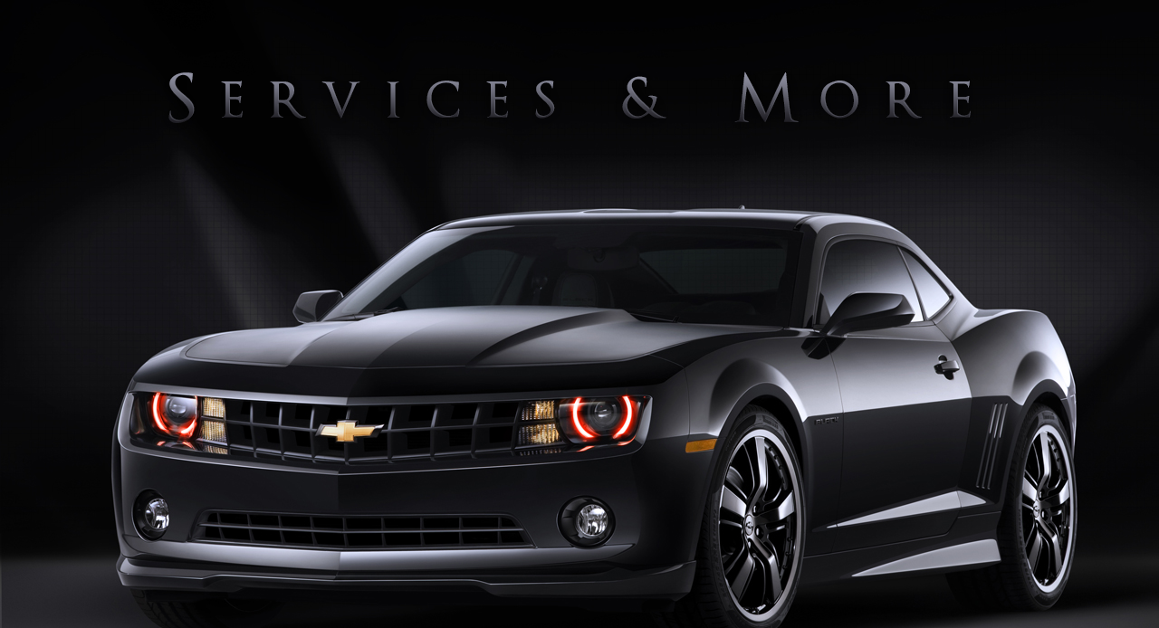 Automotive Services and Products